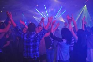Disco-Party 2014 The Glitter Children